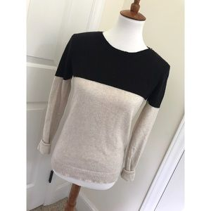 Forever21 colorblock sweater