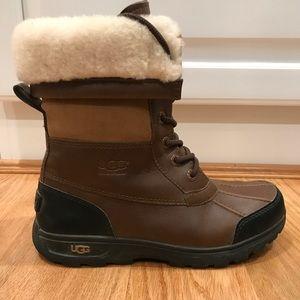 Ugg weatherproof boots