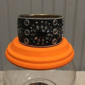 Statement Hinged Bangle or Bracelet