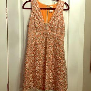 Ali Ro lace dress