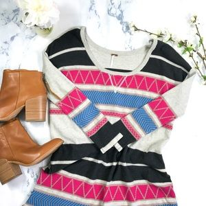 •Free People• Sweater Dress