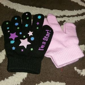 Other - 🎈SALE Girl's Gloves