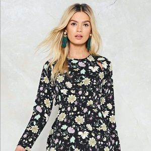 Days Grow By Floral Dress $25.00 Size 6