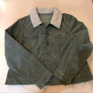 Corduroy Jacket L XL
