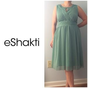 Eshakti Seafoam Dress