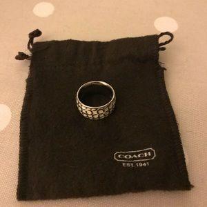 COACH ring 💍