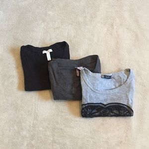 Maternity top bundle of 4