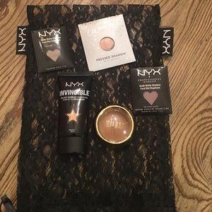 Makeup bundle NYX Milani and Color Pop