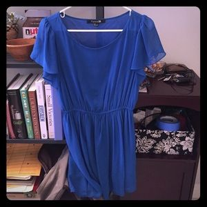 Forever 21 blue dress size Small