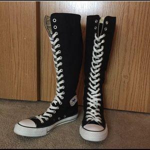 converse shoes long