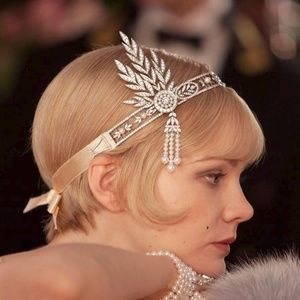 Great Gatsby, Inspired Head band