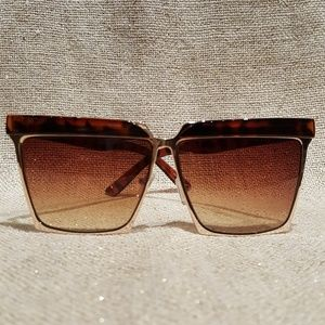 Oversized Trendy Sunglasses