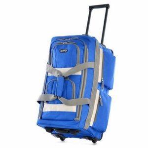8 pocket travel luggage