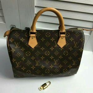 Speedy 30 Women Bags