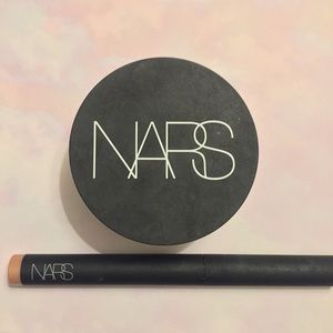 NARS velvet eye shadow stick