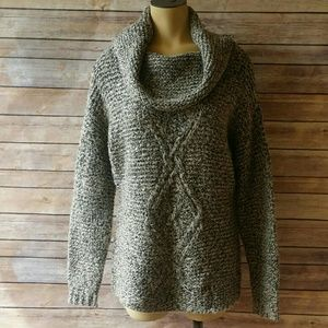 The Limited Chunky Cowl Neck Sweater Size XS