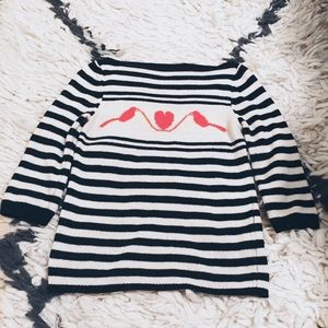 Just listed〰Topshop Striped Sweater
