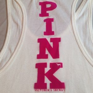 Victoria's Secret PINK BEAUTIFUL TANK EXCELLENT
