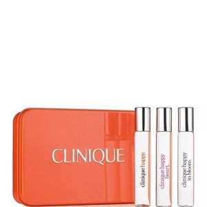 CLINIQUE HAPPY IN BLOOM set