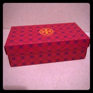 Tory  Burch collectible shoe box