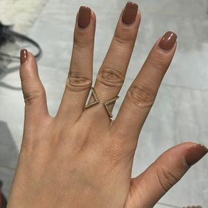 Genuine Michael Kors Ring size 7