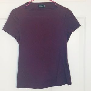 Kate Spade Saturday t-shirt purple size xs