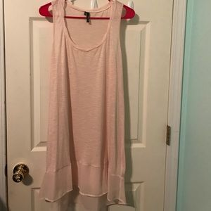 Maurice's Light Pink Tunic