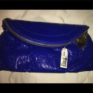 Blue Aldo Clutch-brand new!