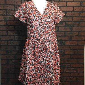 NWT Gap Floral Dress with Pockets