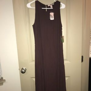 Maroon Forever 21 dress with tags
