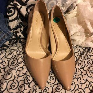 BCBG pointed heels
