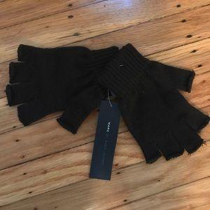Marc Jacobs fingerless gloves