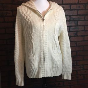 Old Navy Sweater Jacket XL