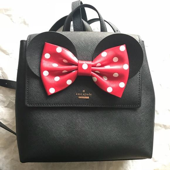 aef21217f230 kate spade Handbags - Kate Spade x Disney Minnie Mouse neema Backpack