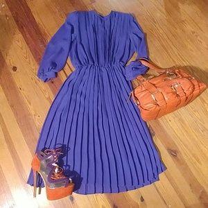 Plus size Vintage East custom collection dress