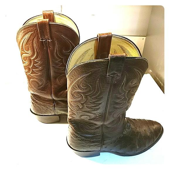 e5c2d7ac309 Men's Larry Mahan cowboy boots