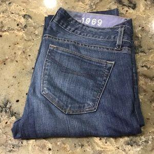 GAP 1969 Always Skinny Jeans Size 4 31x32 CLEAN👖