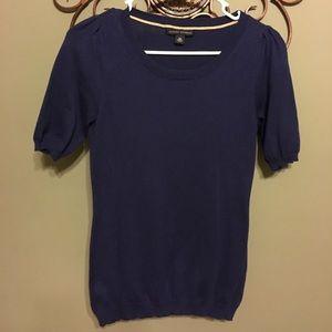 Banana Republic Navy Blue Shirt