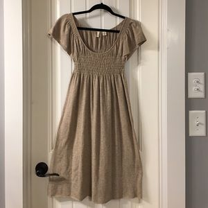 LkNew MOTH Anthropologie Cashmere Dress