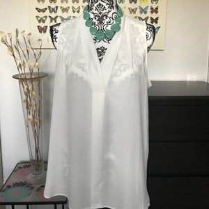 Vince Camuto White Blouse