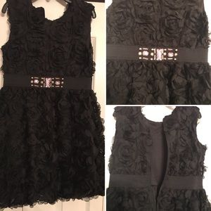 Children's Place back holiday dress girls size 6/7