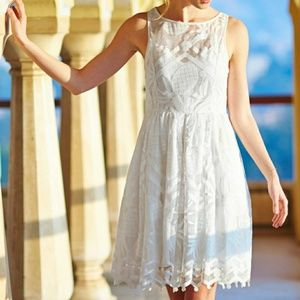 Maeve Pina Lace Dress
