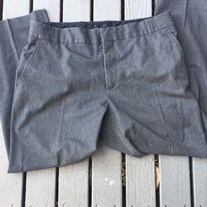 Zara Woman Gray Dress Pants