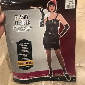 Dresses & Skirts - Small black flapper dresss