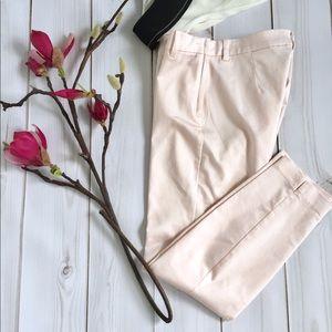 NWOT H&M Pink Skinny Trousers