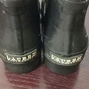 Ralph Lauren Steel Shank Barn Boots