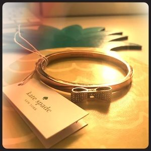 Kate Spade Ready Set Bow Bangle