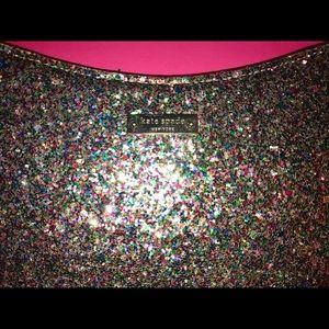 Kate Spade Glitterbomb IPad case