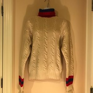 Ralph Lauren wool turtleneck sweater
