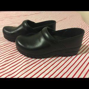 Dansko black clogs-NWOT